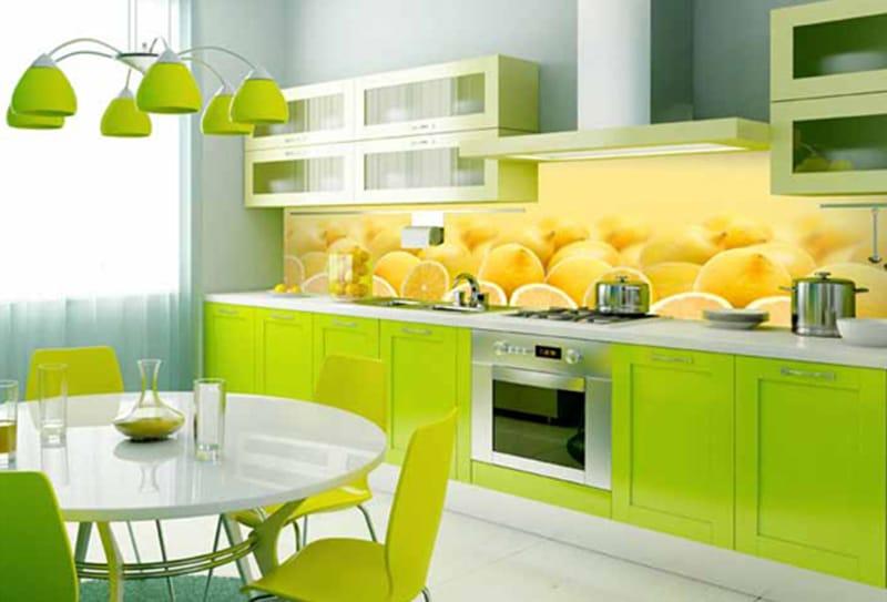 Как сделать фартук на кухни своими руками